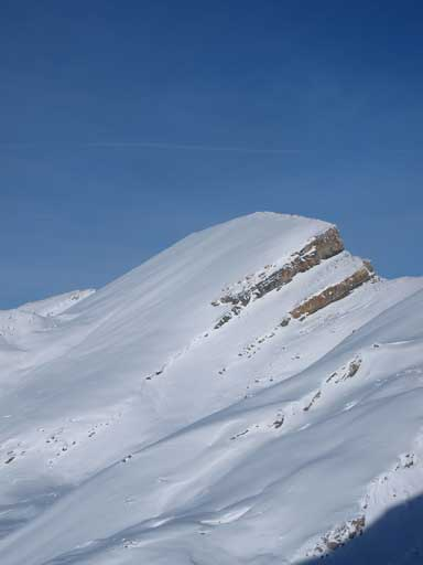 Quartzite Peak