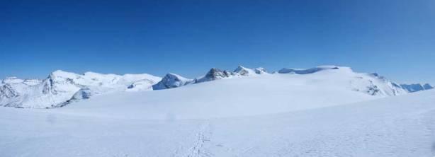 Wapta Icefield again