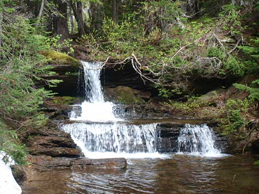 Another (mini) waterfall