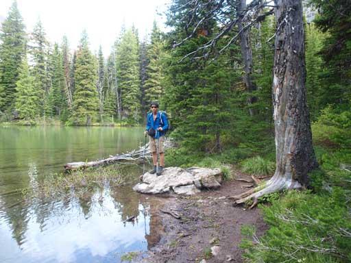 Me at Goat Lake