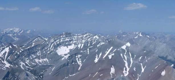 Revenant Mountain at center.