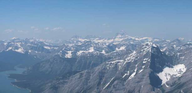 Eon, Aye and Mount Assiniboine. No need to introduce more.