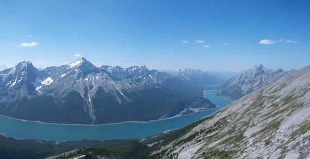 More of Spray Lakes