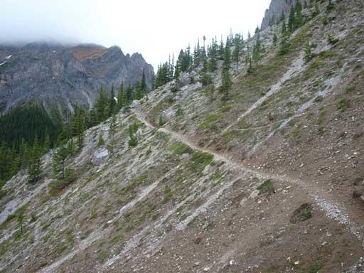 Cory Pass Trail
