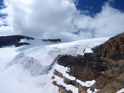 More of Glacier des Poilus