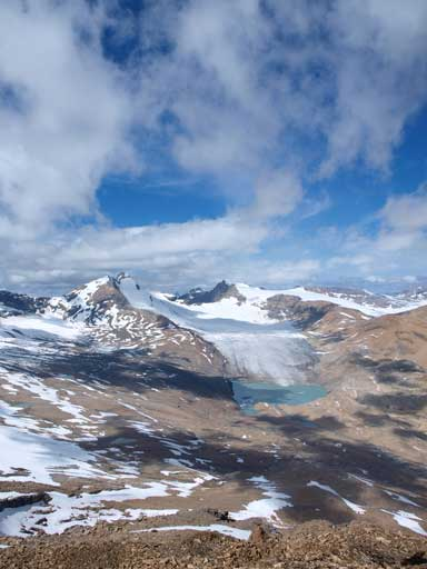 More about Yoho Glacier