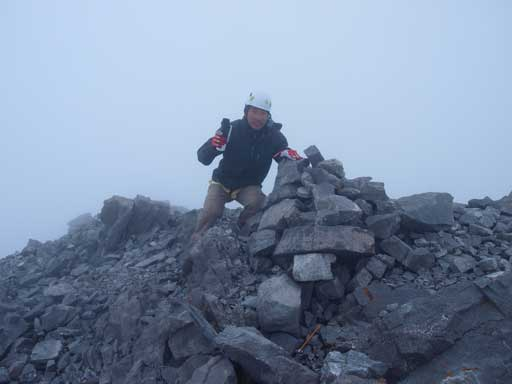 Me on the summit.