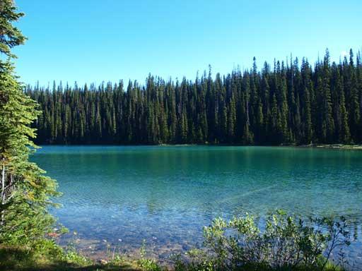 Another look at Yoho Lake