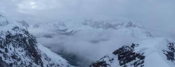 Summit view again
