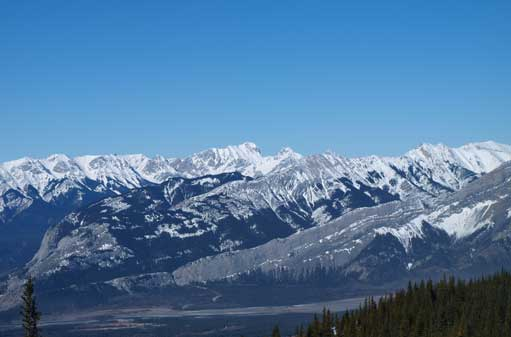 Mt. Aeolus is the highest out there in Bosche Range