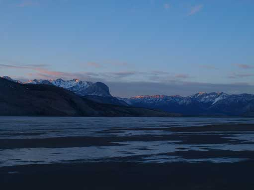 And we stopped at Jasper Lake for a few shots as well.