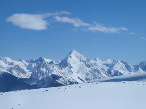 Samson Peak