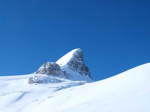 The classic shot of St. Nicolas Peak