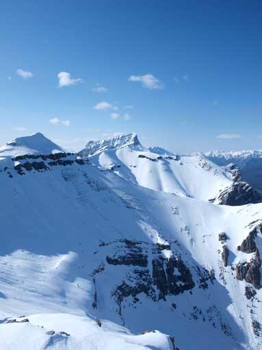 Mount Rundle.