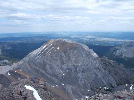 Wendell Mountain