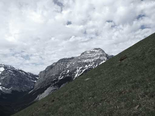 Ribbon Peak again