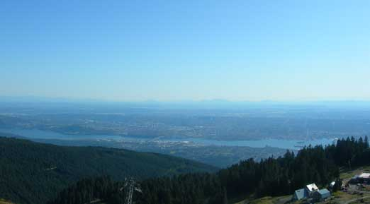 Another view of Vancouver