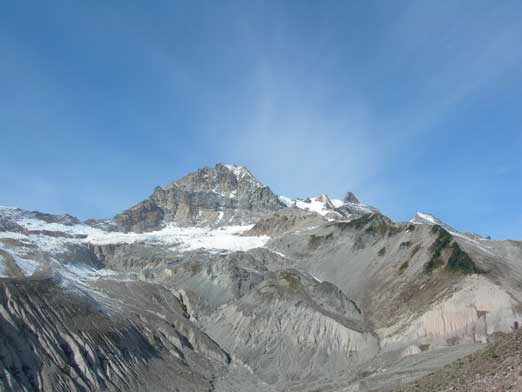 Atwell Peak and Mount Garibaldi
