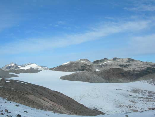 Garibaldi Glacier