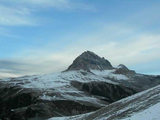 Atwell Peak is always impressive