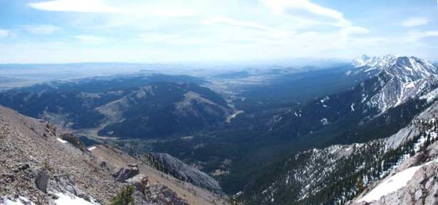 Another look from the summit.