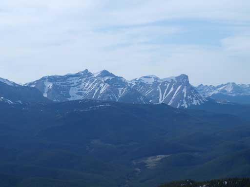 Beehive Mountain?