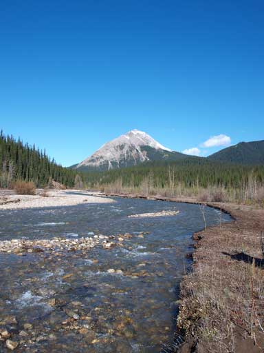 Daybreak Peak and Rock Creek
