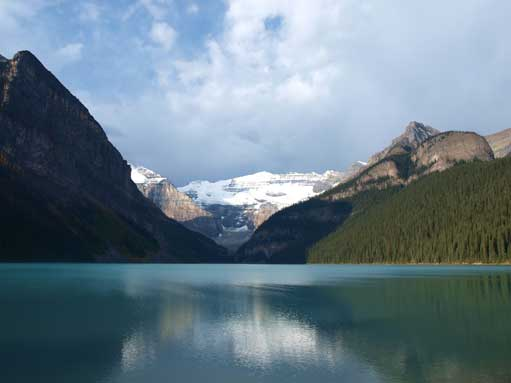 Another shot of Lake Louise