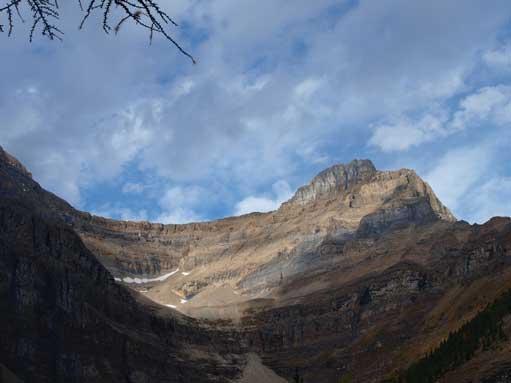 Mount Niblock, my original objective