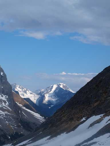Snaring Mountain