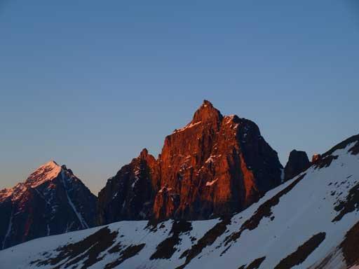 Oldhorn Mountain