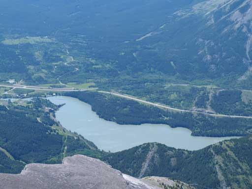 Crowsnest Lake