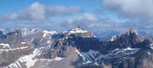 Whitegoat Peaks