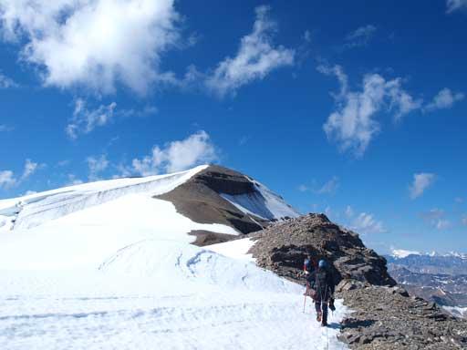 The summit ahead