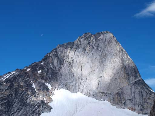 A closer view at Bugaboo Spire