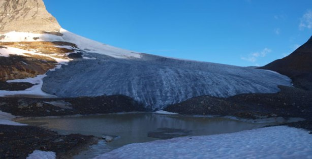Another photo of Niles Glacier