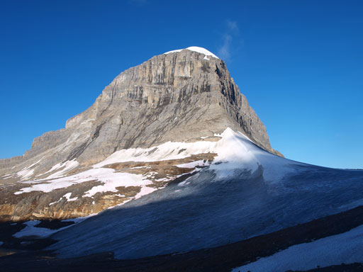 Looking back at the impressive Mount Niles