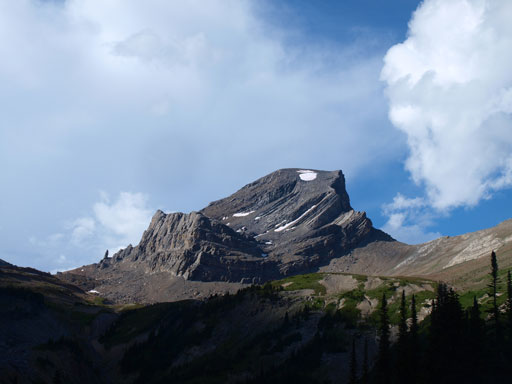Looking back towards Mount Niles again