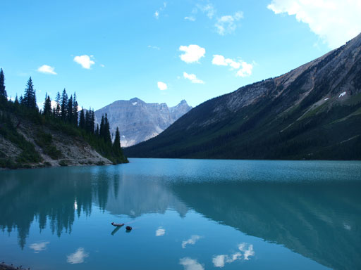One last shot of Sherbrook Lake