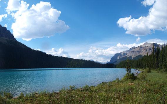 Chephren Lake