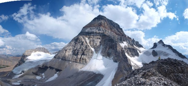 The mighty Mount Assiniboine