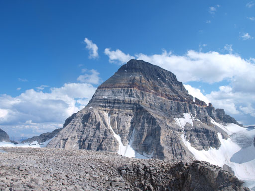 Another look at Mount Assiniboine