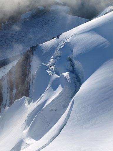 This crevasse can eat your house!
