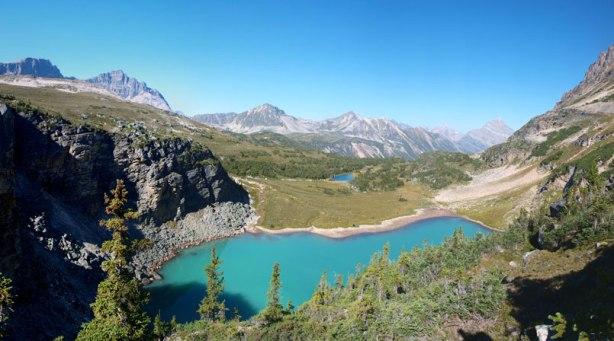 Wow look at this lake!