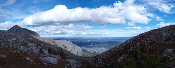 Panorama view again.