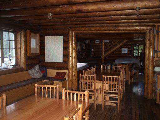 We gave Skoki Lodge a visit