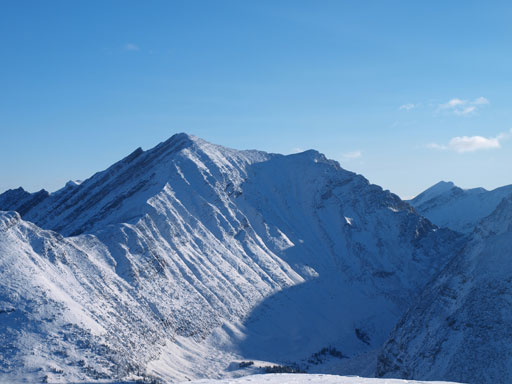 Unnamed peak between McKean and Emigrants