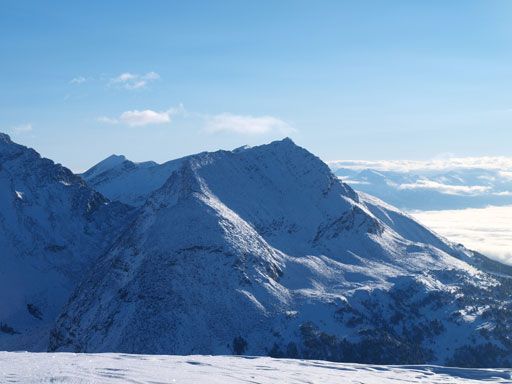 Emigrants Mountain