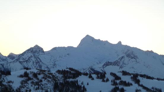 Mount Albreda