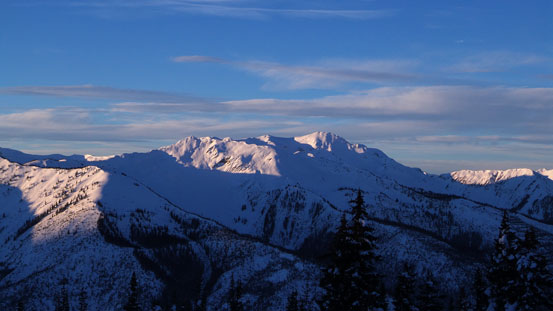 One more unnamed peak, on the south side of Allan Creek